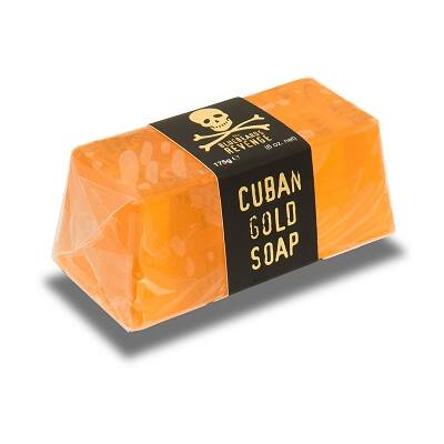 The Bluebeards Revenge Cuban Gold Soap for Blokes (175g)