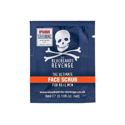 The Bluebeards Revenge Face Scrub termékminta 3ml