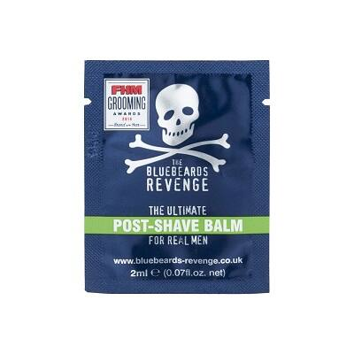 The Bluebeards Revenge Post-Shave Balm termékminta 2ml