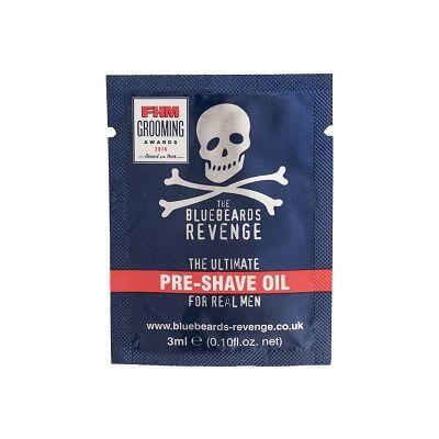 The Bluebeards Revenge Pre-Shave Oil termékminta 3ml