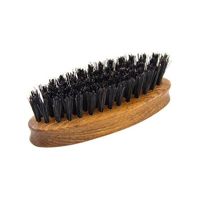 The Bluebeards Revenge Travel Beard Brush (synthetic)
