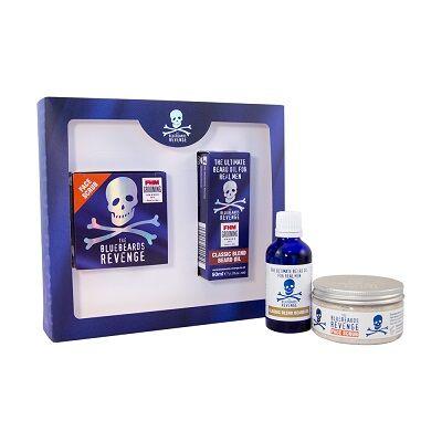 The Bluebeards Revenge Designer Stubble Kit