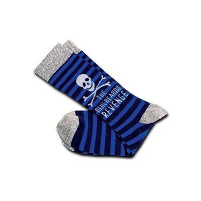 The Bluebeards Revenge Manly Socks zokni (1 pár)