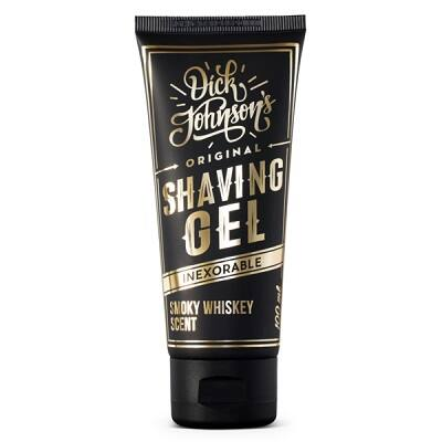 Dick Johnson Shaving Gel Inexorable 100ml (ÚJ)