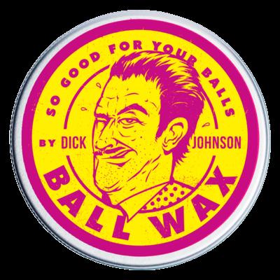 Dick Johnson Uncle's Ballwax 50ml