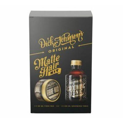 Dick Johnson Original Matte Hair Kit