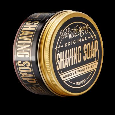 Dick Johnson Original Shaving Soap Moellux borotvaszappan 80g