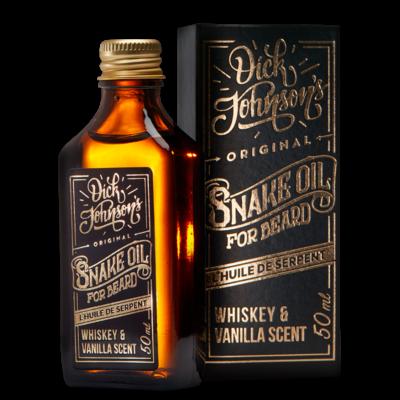 Dick Johnson Original Snake Oil szakállolaj 50ml