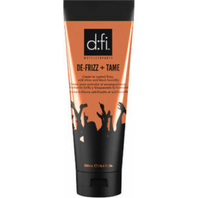 D:fi Defrizz and Tame Cream 250ml
