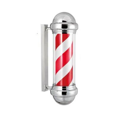 Barber Pole Red & White barberforgó 76cm