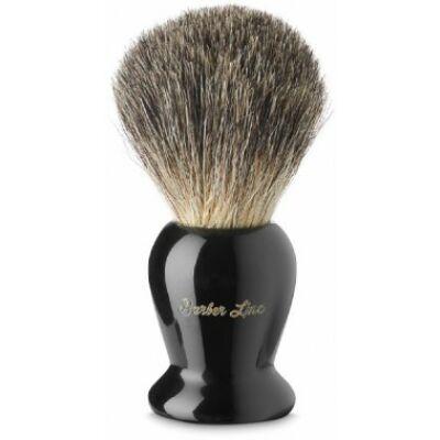 Barber Line Shave Brush 100% Badger borz borotvapamacs