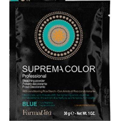 Suprema Color szőkítőpor – kék pormentes 30gr