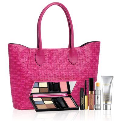 Elizabeth Arden ajándék szett (pink kézitáska + 5 termék)