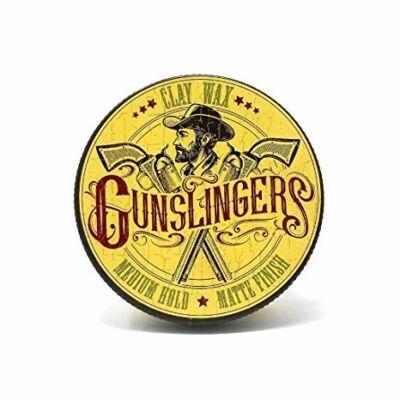 Gunslingers Clay Wax 75ml