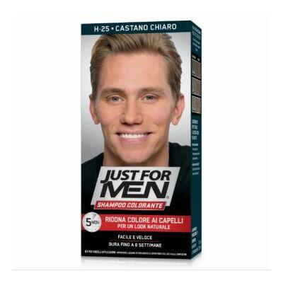 Just for Men Coloring Shampoo Light Brown H-25 színező sampon