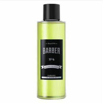 Marmara Exclusive Barber No.4 After Shave Lotion Eau De Cologne 500ml (Pro Size)