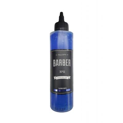 Marmara Barber No.2 Shaving Gel borotválkozó gél 250ml