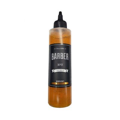 Marmara Barber No.3 Shaving Gel borotválkozó gél 250ml