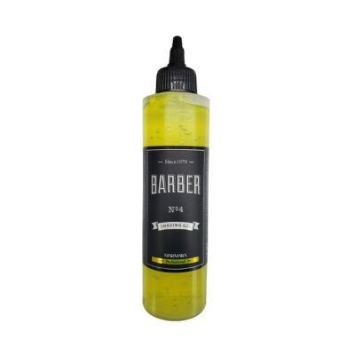 Marmara Barber No.4 Shaving Gel borotválkozó gél 250ml