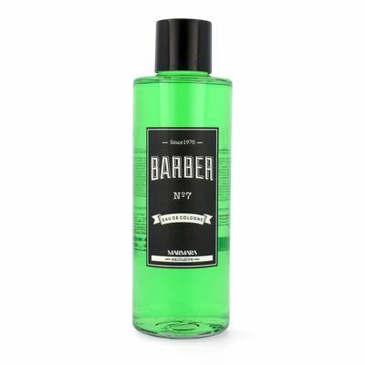 Marmara Exclusive Barber No.7 After Shave Lotion Eau De Cologne 500ml (Pro Size) (új)