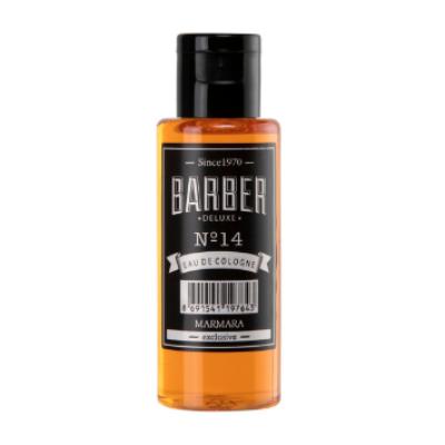 Marmara Exclusive Barber No.14  Deluxe After Shave Lotion Eau De Cologne 50ml