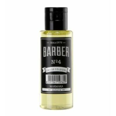 Marmara Exclusive Barber No.4 After Shave Lotion Eau De Cologne 50ml