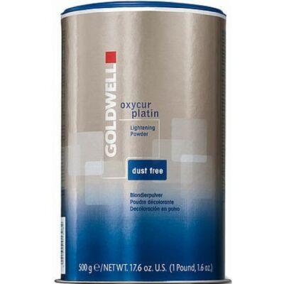 Goldwell Oxycur Platin Dustfree Bleach szőkítőpor 500g