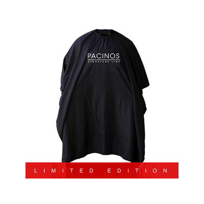 Pacinos Barber Cape Limited Edition (black)