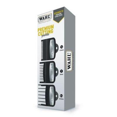 Wahl 3 Pack Premium Cutting Guides toldófésű szett 3db-os